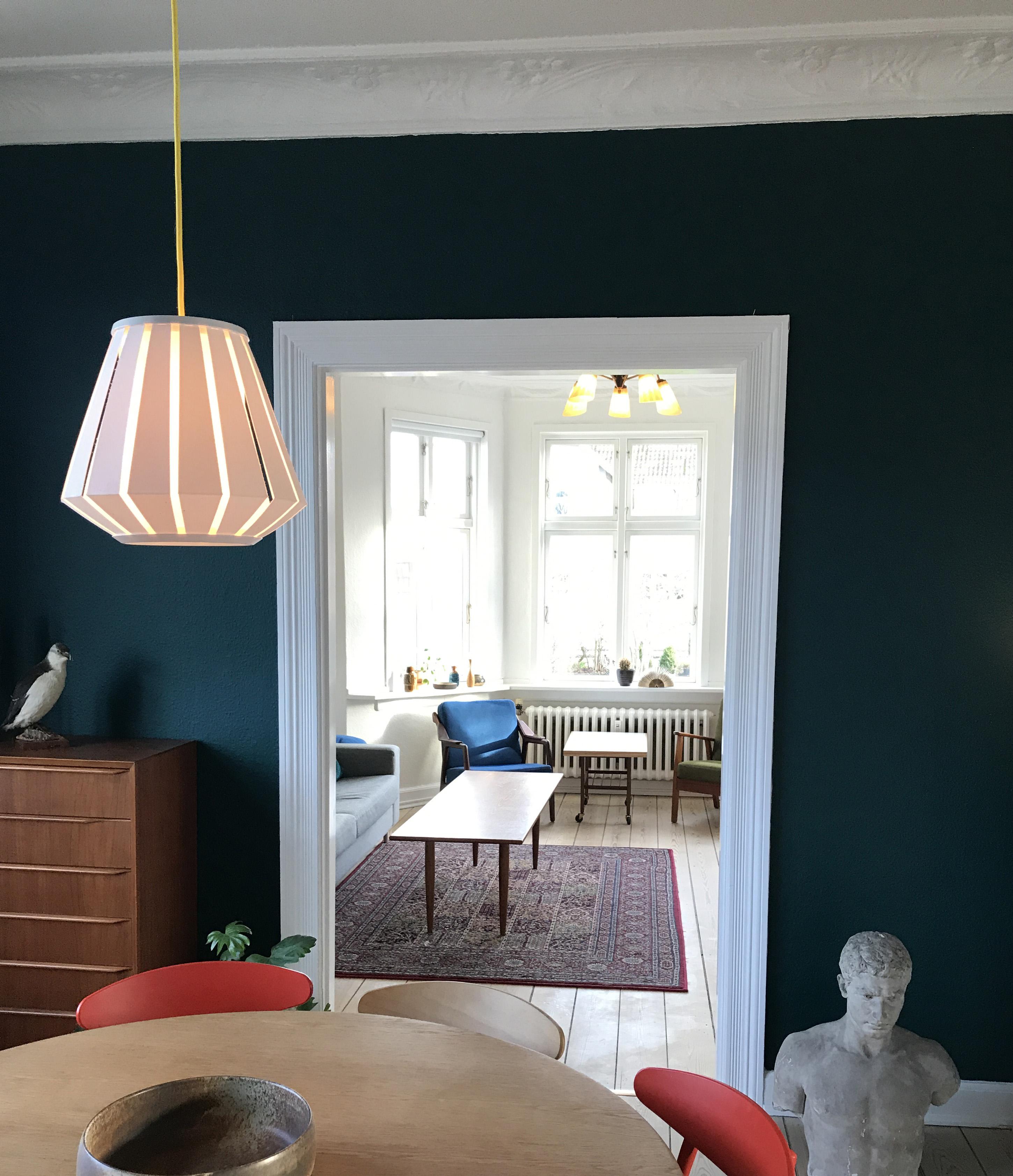 Picture of: Farver Pa Vaeggene Jesper Sovndal